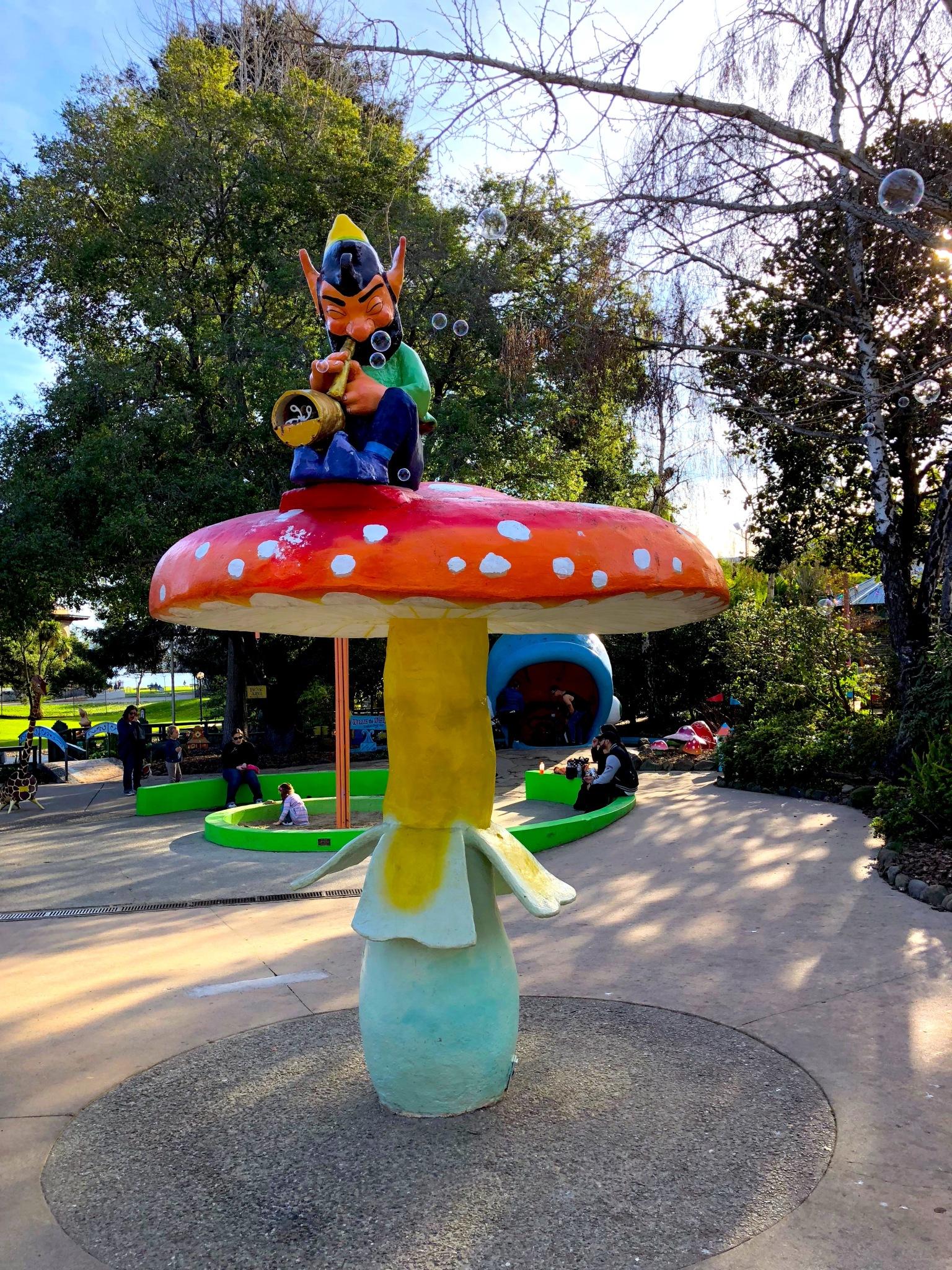 Children's Fairyland, in Oakland